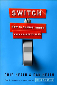 "Cover of ""Switch"" by Chip and Dan Heath"