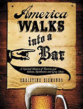 """America Walks Into a Bar"" book cover"