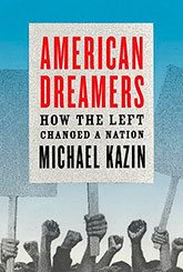 """American Dreamers"" book cover"