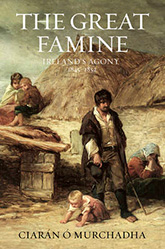 """The Great Famine"" book cover"
