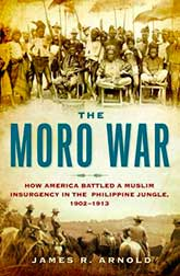 """The Moro War"" cover"