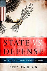 """State vs. Defense"" cover"