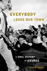 """Everybody Loves Our Town"" book cover"