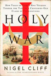 """Holy War"" book cover"