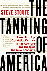 """Tanning of America"" book cover"
