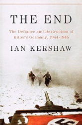 """The End"" book cover"