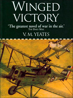 Winged Victory book cover