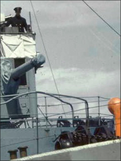 HMCS Regina, a Canadian Flower-class corvette