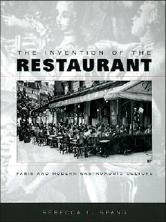 Invention of the Restaurant cover